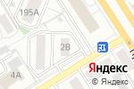 Схема проезда до компании Созвездие комфорта в Барнауле