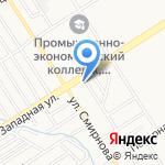 СпецИнструмент на карте Барнаула