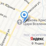 Лаборатория Промо на карте Барнаула