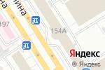 Схема проезда до компании 7-я верста в Барнауле