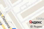 Схема проезда до компании Компания по расчету тепловых нагрузок в Барнауле