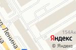 Схема проезда до компании I like в Барнауле