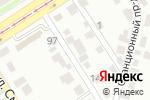Схема проезда до компании Спецавтоматика, ЗАО в Барнауле