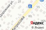 Схема проезда до компании Большая шина в Барнауле