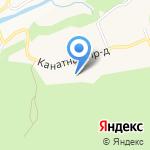 Следственный изолятор №3 на карте Барнаула