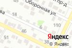 Схема проезда до компании Максимум Класс в Барнауле