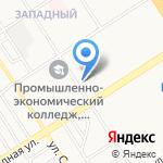 Hair`s на карте Барнаула