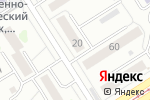 Схема проезда до компании ОптикСити в Барнауле