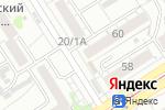 Схема проезда до компании Пироговъ в Барнауле