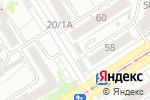 Схема проезда до компании Магазин мясной продукции в Барнауле