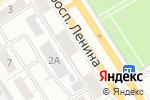 Схема проезда до компании По пивку в Барнауле