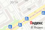 Схема проезда до компании Киоск по продаже печатной продукции в Барнауле