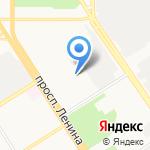 Grand Prix на карте Барнаула