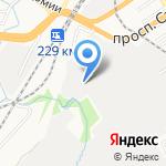Автосервис22 на карте Барнаула