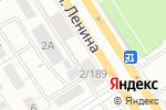 Схема проезда до компании Транс-Сиб в Барнауле