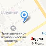 Лифтовая компания на карте Барнаула