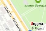 Схема проезда до компании Таежная тропа в Барнауле