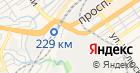 Электронприбор НСК на карте