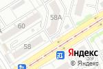 Схема проезда до компании Киоск по продаже фермерских продуктов в Барнауле
