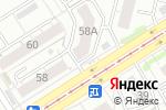 Схема проезда до компании Магазин канцелярских товаров в Барнауле