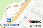 Схема проезда до компании Веско+ в Барнауле