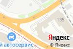 Схема проезда до компании Алтайский институт госзакупок, АНО ДПО в Барнауле