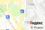 Схема проезда до компании Одисея в Барнауле