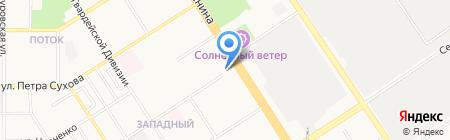 Алтайский территориальный институт профессиональных бухгалтеров и аудиторов на карте Барнаула