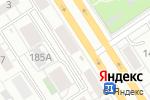 Схема проезда до компании Elitona в Барнауле