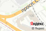 Схема проезда до компании Дом Жалюзи в Барнауле