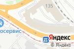 Схема проезда до компании Kocheli club в Барнауле