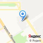 ПневмоСервис на карте Барнаула