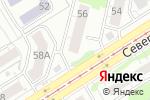 Схема проезда до компании Модистка в Барнауле