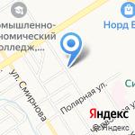 Окулист на карте Барнаула