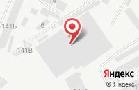 Схема проезда до компании Алтранс-Авто в Барнауле
