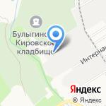 Снаб-Д на карте Барнаула