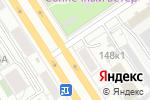 Схема проезда до компании Медовый в Барнауле