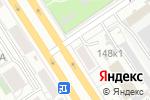 Схема проезда до компании Прагматика в Барнауле