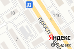 Схема проезда до компании Вина Кубани & Пиво Сибири в Барнауле