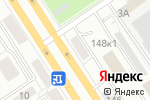 Схема проезда до компании Анита в Барнауле