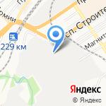 MegaFish на карте Барнаула