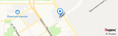 Altex на карте Барнаула