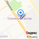Прагматика на карте Барнаула