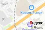 Схема проезда до компании Интерьерная лавка в Барнауле
