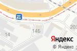 Схема проезда до компании Графика в Барнауле