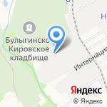 Газ Прайм на карте Барнаула