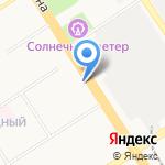 Брючный мир на карте Барнаула