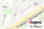 Схема проезда до компании Beer Club в Барнауле