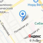 Т-Сервис на карте Барнаула