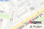 Схема проезда до компании Прием врача в Барнауле